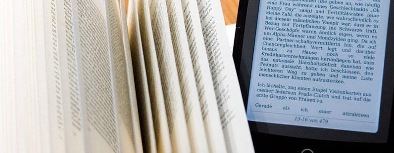 Impresso ou ebook