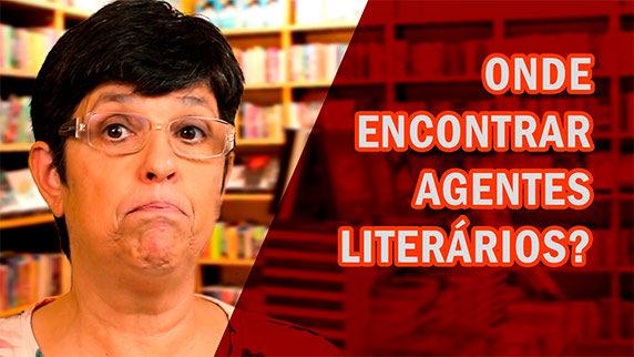 Onde encontrar agentes literários