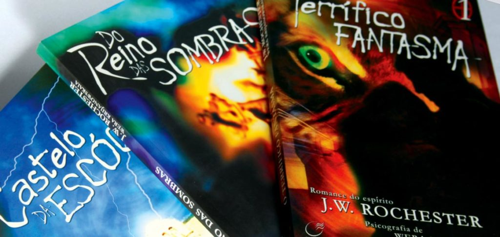 Criação de capas de livros