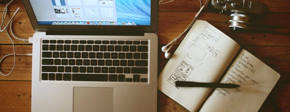 Site para escritores iniciantes